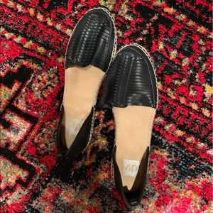 Dolce vita espadrille flat shoes